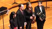 Annie Zhang, Ignacio Varchausky, Maggie Ferguson, Santiago Polimeni.