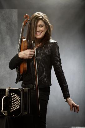 Maggie Ferguson - bandoneon & violin