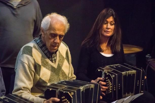 Victor Lavallen & Maggie Ferguson