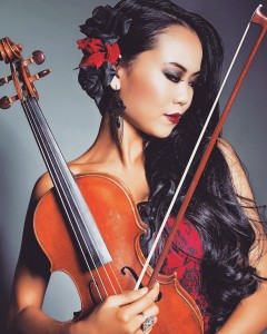 Cleo Ha - violin